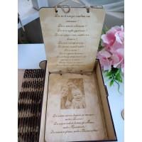 Кутия с наричания за кръщене