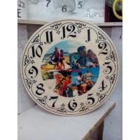Часовник със снимка