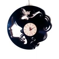 Часовник от грамофонна плоча Пролетна ферия