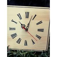 Гравиран часовник с отпечатък