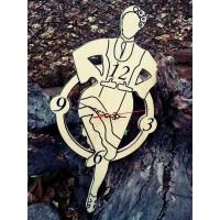 Часовник Българска девойка